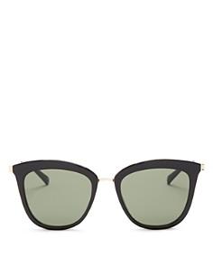 Le Specs - Women's Caliente Cat Eye Sunglasses, 53mm