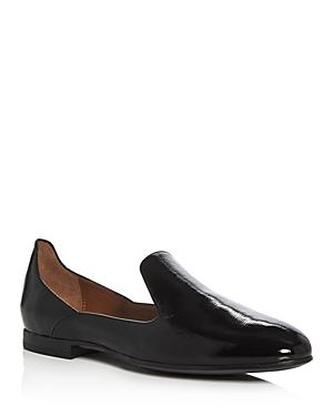 Aquatalia Emmaline Patent Leather Weatherproof Loafers