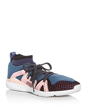 adidas by Stella McCartney Crazytrain Bounce Lace Up Sneakers