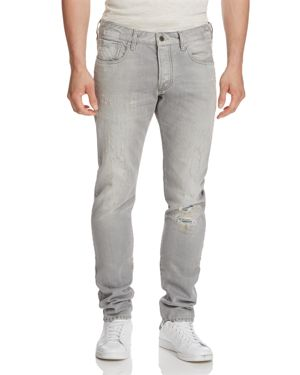 Scotch & Soda Ralston Straight Fit Jeans in Earth Shock
