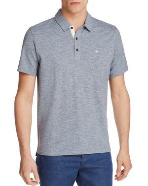 rag & bone Standard Issue Moulinex Regular Fit Polo Shirt