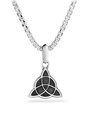 David Yurman Celtic Knot Amulet