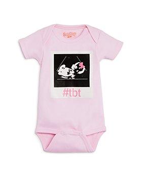 Sara Kety - Girls' #TBT Sonogram Bodysuit - Baby