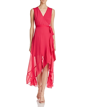 Wayf Ruffle Wrap Dress - 100% Exclusive