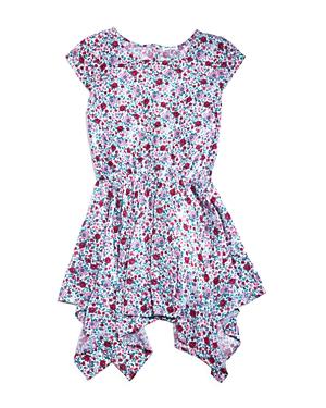 Splendid Girls' Floral Dress - Big Kid