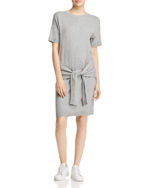 Vince Sleeve Tie Jersey Dress 2433917
