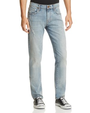 J Brand Tyler Slim Fit Jeans in Hawking