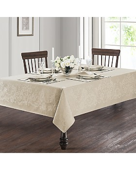 """Waterford - Celeste Tablecloth, 70"""" x 144"""""""
