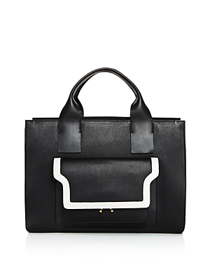 Marni City Trunk Accordion Tote