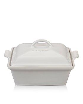 Le Creuset - Stoneware Covered Square Casserole Dish