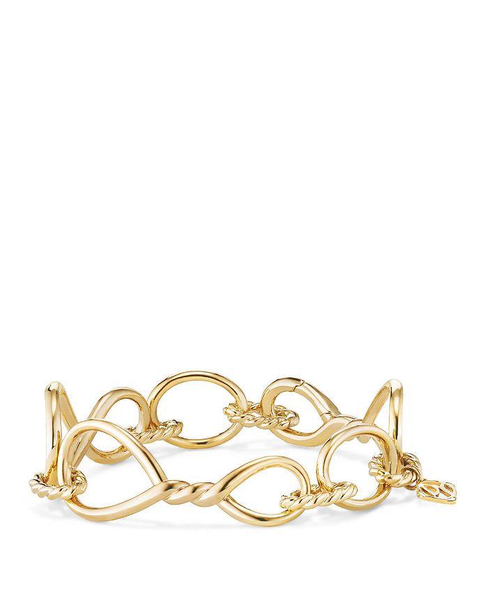 David Yurman - Continuance Chain Bracelet in 18K Gold