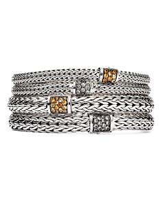 John Hardy Sterling Silver Classic Chain Mixed Gemstone Bracelets - Bloomingdale's_0