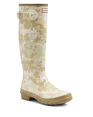Hunter Original Tall Flectarn Camo Rain Boots