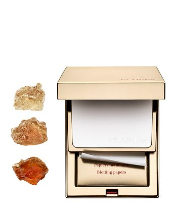 Clarins - Pore-Perfecting Mattifying Compact with Blotting Papers
