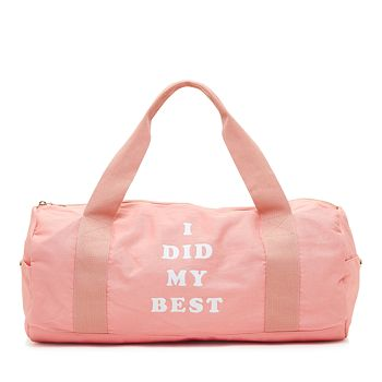 ban.do - Work It Out Gym Bag, I Did My Best