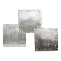 Mitchell Gold Bob Williams Silver Squares Wall Art - Bloomingdale's_0