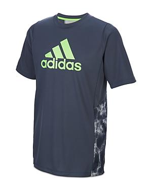 Adidas Boys Smoke Screen Training Tee  Big Kid