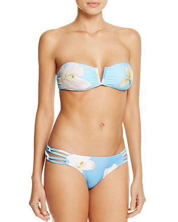 6 Shore Road by Pooja - Lover's V-Wire Bikini Top & Selva Bikini Bottom