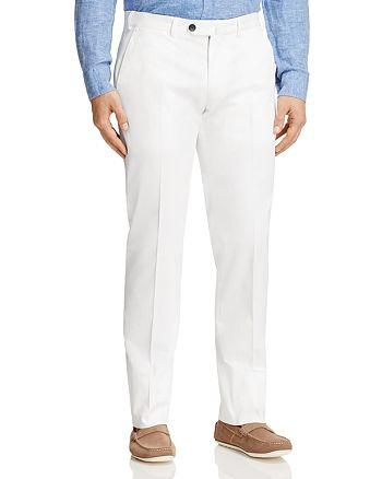 Armani - Stretch Regular Fit Dress Pants