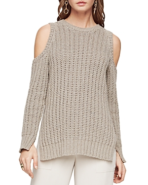 Bcbgmaxazria Tressa Cold-Shoulder Sweater