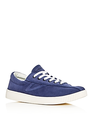 Tretorn Men's Nylite Plus Suede Lace Up Sneakers