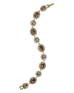 Marchesa Cluster Line Bracelet