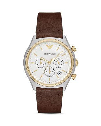 Emporio Armani - Zeta Watch, 43mm