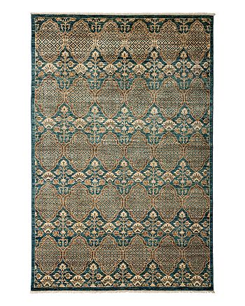 """Solo Rugs - Eclectic Area Rug, 5'10"""" x 9'"""