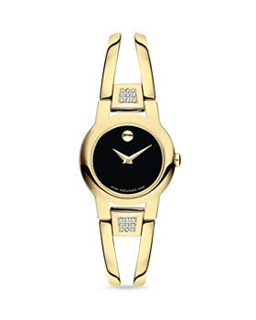 Movado - Amorosa Diamond Watch, 24mm