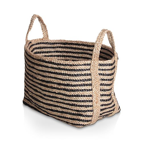 The Dharma Door - Small Jute Basket