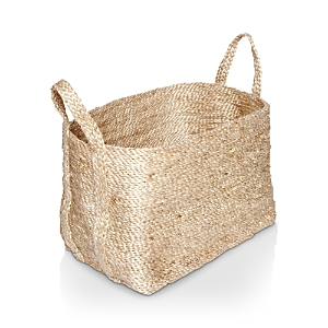 The Dharma Door Small Jute Basket
