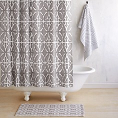 John Robshaw Khoma Shower Curtain - Bloomingdale's_0