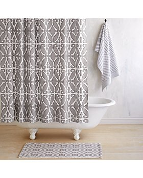 John Robshaw - Khoma Shower Curtain