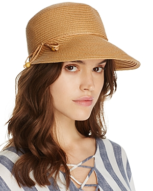 August Accessories Forever Framer Hat