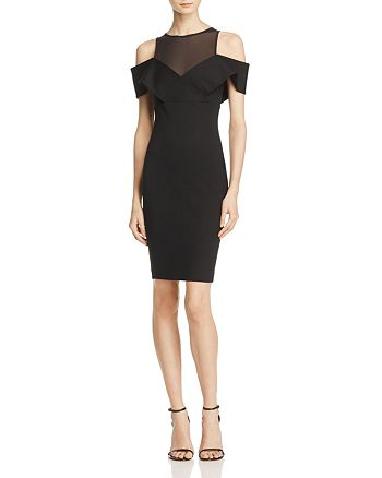 Elliatt - Apparition Cold-Shoulder Dress