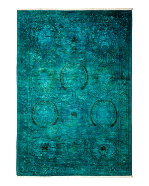 Solo Rugs Vibrance Area Rug, 4'2 x 6'