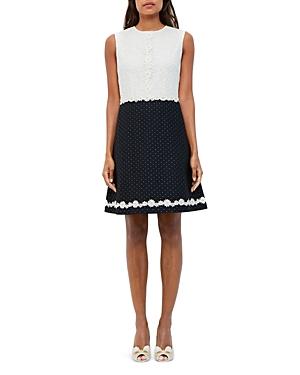 Ted Baker Daisy Applique Dress