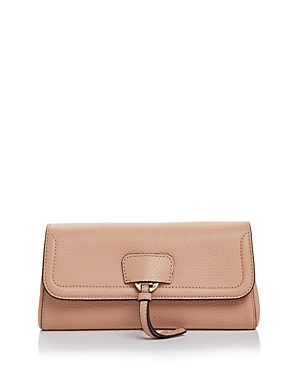 Annabel Ingall Collette Leather Clutch