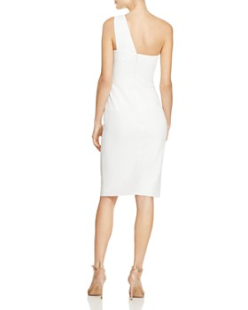 LIKELY - Helena One-Shoulder Dress