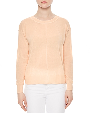 Sandro Ania Open-Back Sweater