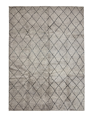 Moroccan Collection Oriental Area Rug, 6'6 x 8'10