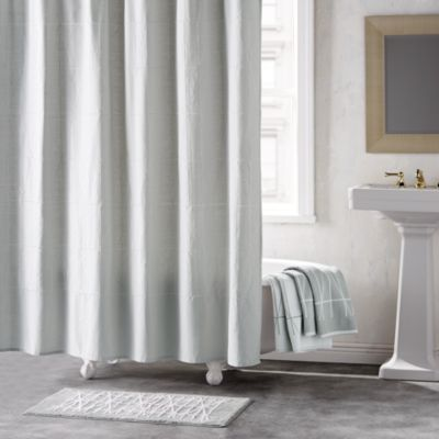 $DKNY Geometrix Shower Curtain - Bloomingdale's
