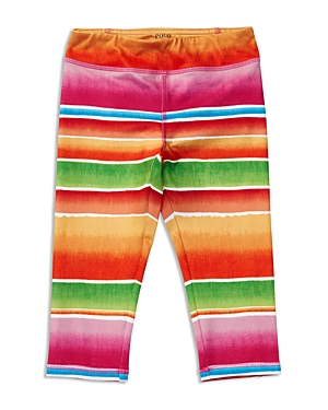 Ralph Lauren Childrenswear Girls' Stripe Leggings - Sizes 2-6X