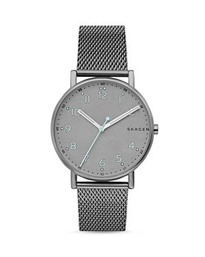 Skagen Signature Mesh Bracelet Watch, 40mm