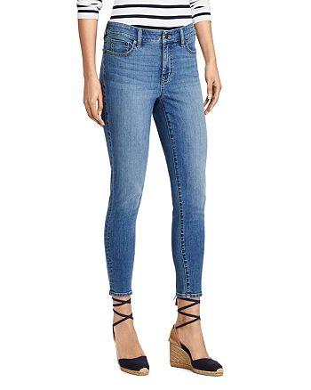 06bc7c0fb8 Ralph Lauren Premier Skinny Crop Jeans in Perry | Bloomingdale's