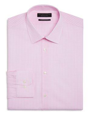 The Men's Store at Bloomingdale's Check Regular Fit Dress Shirt