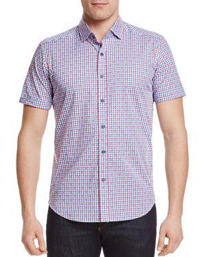 Robert Graham Makai Plaid Slim Fit Button-Down Shirt