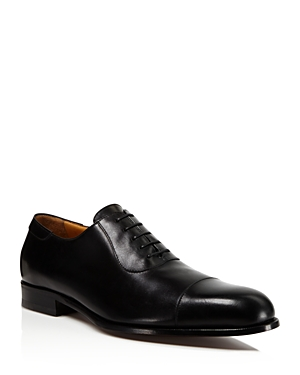 A.Testoni Cap Toe Oxfords