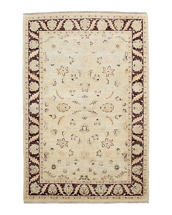 "Bloomingdale's - Oushak Collection Oriental Rug, 4'1"" x 6'1"""