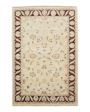 Oushak Collection Oriental Rug, 4'1 x 6'1